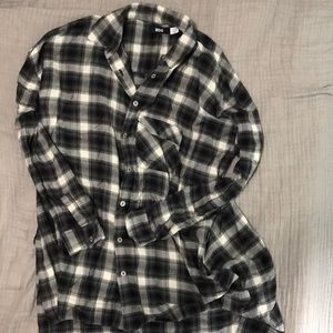 NWOT urban outfitters BDG button down xs